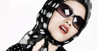 صوره صور لبنات جميلة محجبة بالنضارة , حجابي سر جمالي