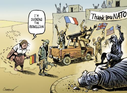 بالصور صور كاريكاتيرات ليبية , رسومات سياسية ساخرة 10538 1