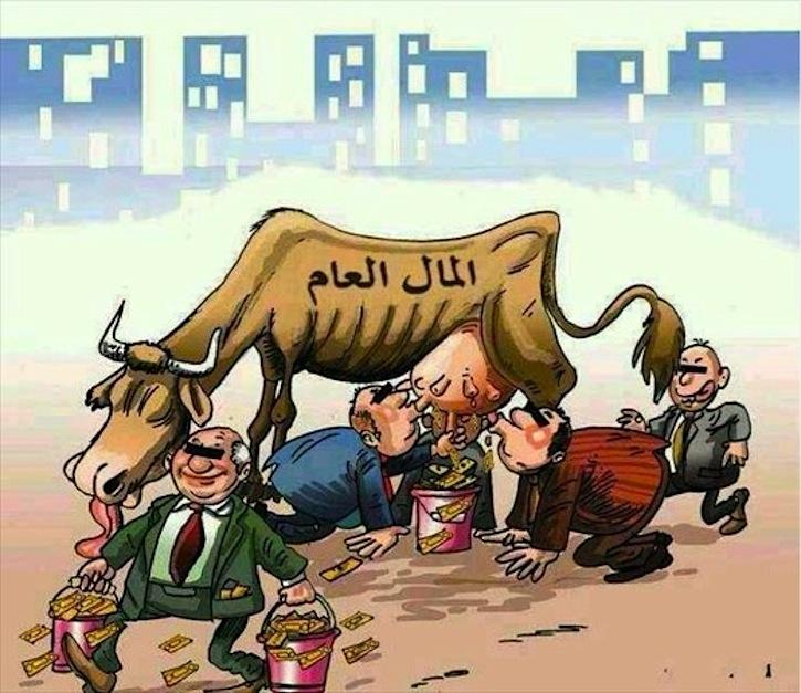 بالصور صور كاريكاتيرات ليبية , رسومات سياسية ساخرة 10538 5