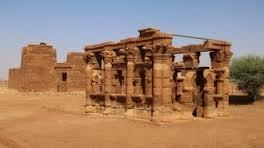 السياحة في السودان , واكثر مناطق اثريه متواجده بها