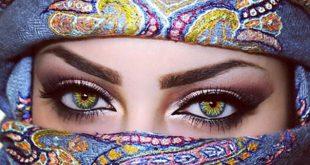 اجمل عيون في الكون , هي التي سوف تراها