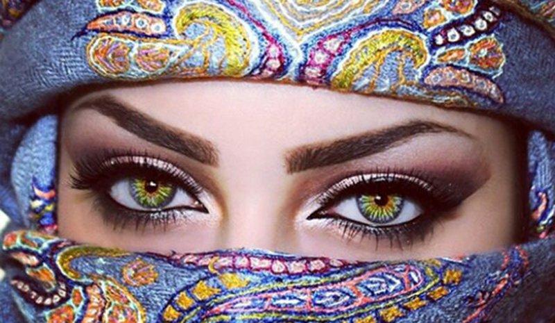 صوره اجمل عيون في الكون , هي التي سوف تراها