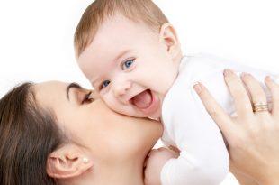 صورة صور طفل مع امه , يارب يخليكي يا امي