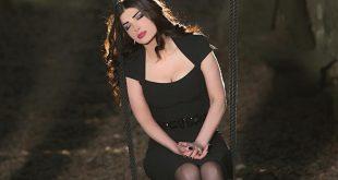 صور دينا حايك , الاناقه والجمال عنوان انوثتها