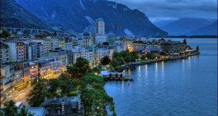 صور رحلتي الى سويسرا , براعه التشييد و رقي البناء