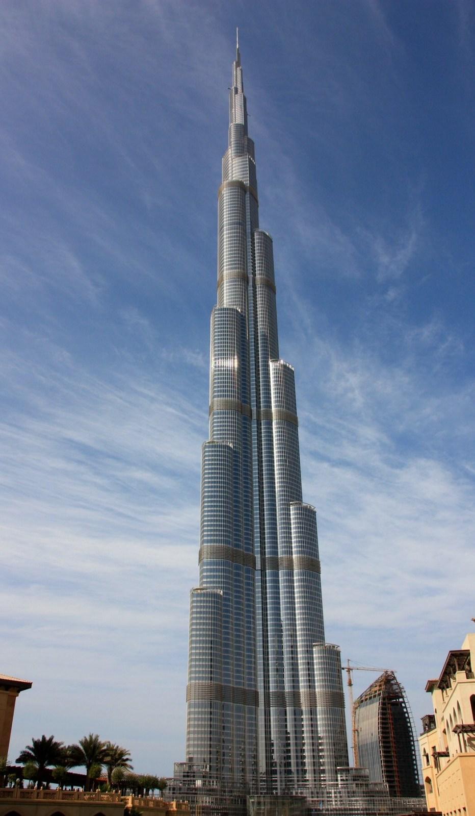 بالصور اطول ابراج العالم , براعة وجمال تشييد البناء 10824 4