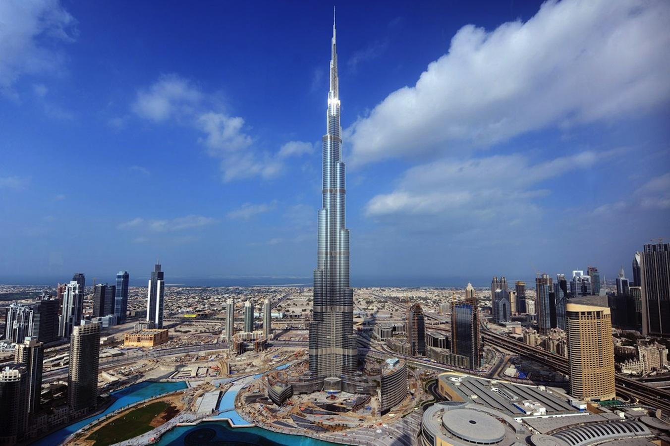 بالصور اطول ابراج العالم , براعة وجمال تشييد البناء 10824 6