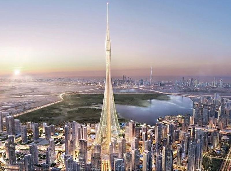 بالصور اطول ابراج العالم , براعة وجمال تشييد البناء 10824 8