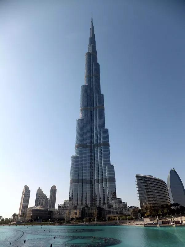 بالصور اطول ابراج العالم , براعة وجمال تشييد البناء 10824