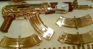 اسلحة صدام حسين , وصور العديد منها هنا
