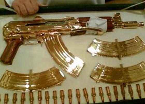 صورة اسلحة صدام حسين , وصور العديد منها هنا