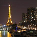 شوارع باريس في الليل , اجمل لحظات من الهدوء