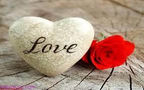 ما هو الحب , الحب ليس كلمة تقال