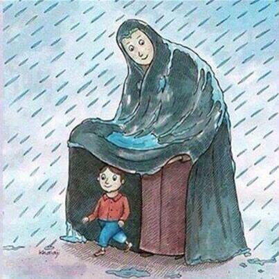 صوره صور معبره عن الام , هي مصدر الحنان والحب