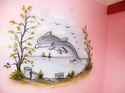 بالصور رسم ع الجدران , تعالو نشوف احلي الصور 11136 5