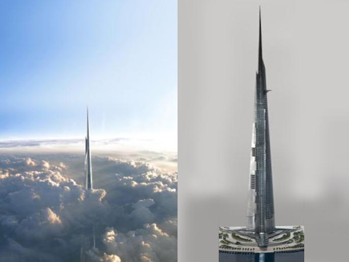 بالصور اطول برج بالعالم , اناقه البناء وبراعه التشييد 11151 2