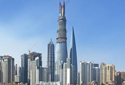 بالصور اطول برج بالعالم , اناقه البناء وبراعه التشييد 11151 3