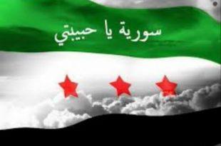 صوره صور الثورة السورية , ثورة انهت وطن