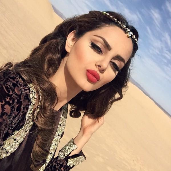 بالصور ملكة جمال الامارات , مابين الجمال والثقافة 11168 3