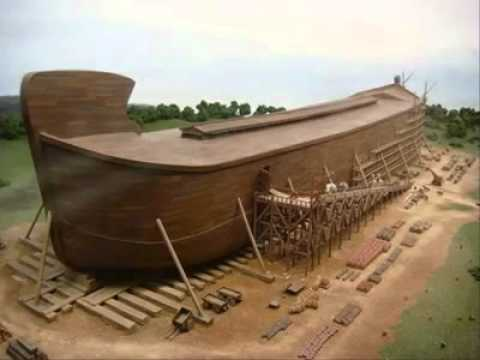 سفينة نوح عليه السلام , اجدد صور للسفينه الرائعه