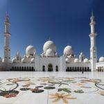 مسجد الشيخ زايد , تحفة معمارية رائعة الجمال