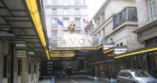 فندق سافوي لندن , اعرق فنادق انجلترا