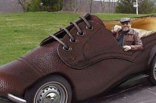 بالصور اغرب السيارات فى العالم , اشكال غريبة ومضحكة 11517 10 310x205
