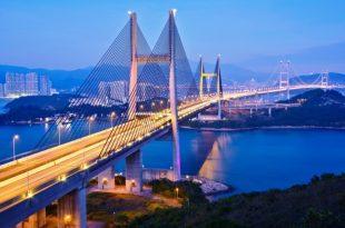 صوره اجمل الجسور , وبراعة التصميم الهندسي