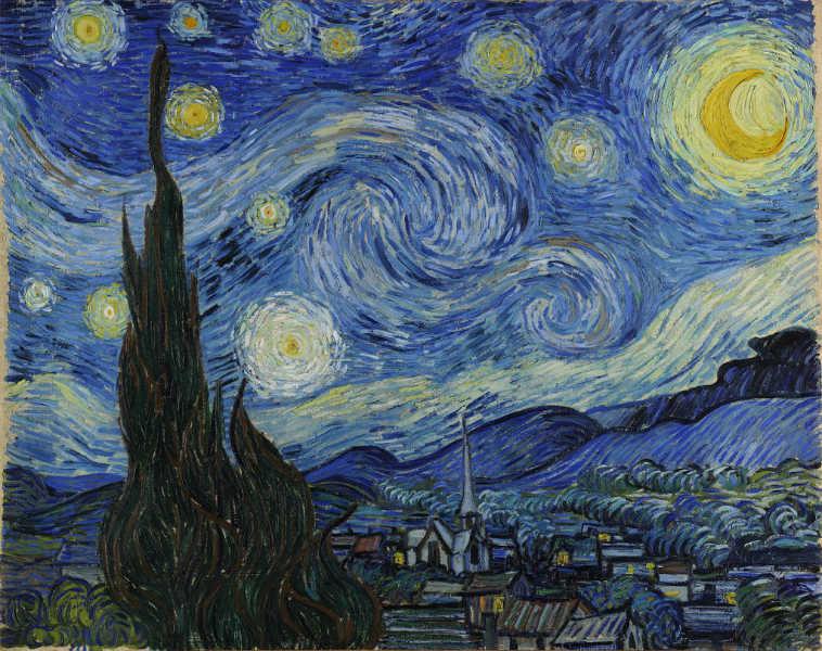 اشهر لوحات العالم , لوحات ابهرت العالم