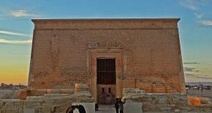 صورة قصر قارون بالفيوم , اهم المعالم السياحية