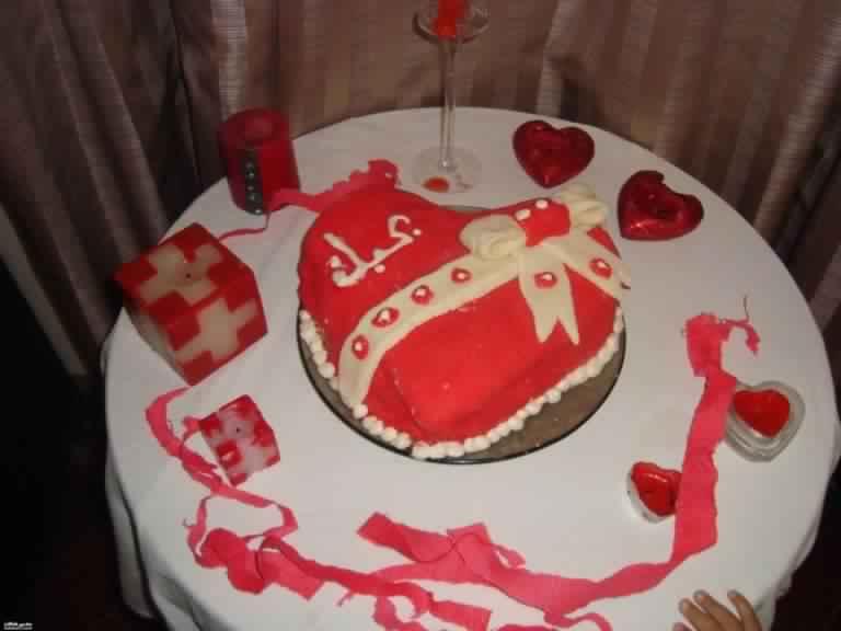 صوره صور عيد ميلاد للزوجه , هدايا بسيطة بالصور