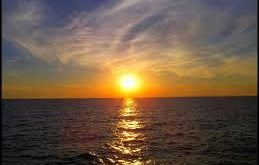 صوره غروب الشمس ذكرني , جمال المنظر