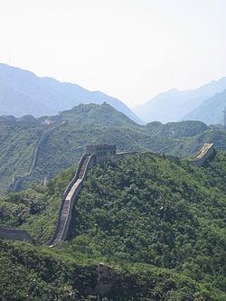 سور الصين العظيم , مش الفيلم