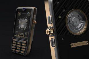صوره اغلى جوال في العالم , اثمن هواتف محمولة مرصعة بالذهب والالماس