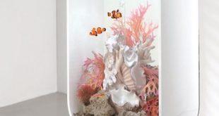 احواض سمك الزينة , مناظر خلابة من حوض الاسماك