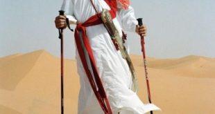 صور التزلج على الرمال , السياحة الاجنبية في بلاد عربية على رمال