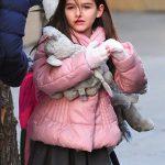 ابنة توم كروز , سوري كروز باطلالة جديدة