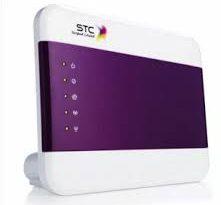 صوره مودم الاتصالات الجديد , تغير شكل واعدادت شبكة STC