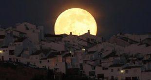 اجمل صور للقمر , رمز العشق والسكون