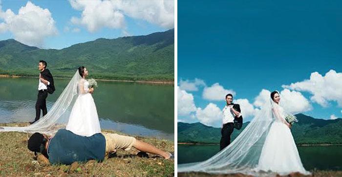 صوره صور عن الزواج , صور غريبة جقا