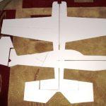 طريقة صنع طائرة , بخامات متواجدة في منزلك
