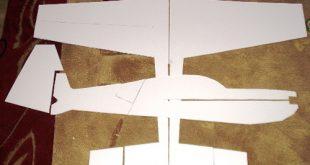 بالصور طريقة صنع طائرة , بخامات متواجدة في منزلك 11551 9 310x165