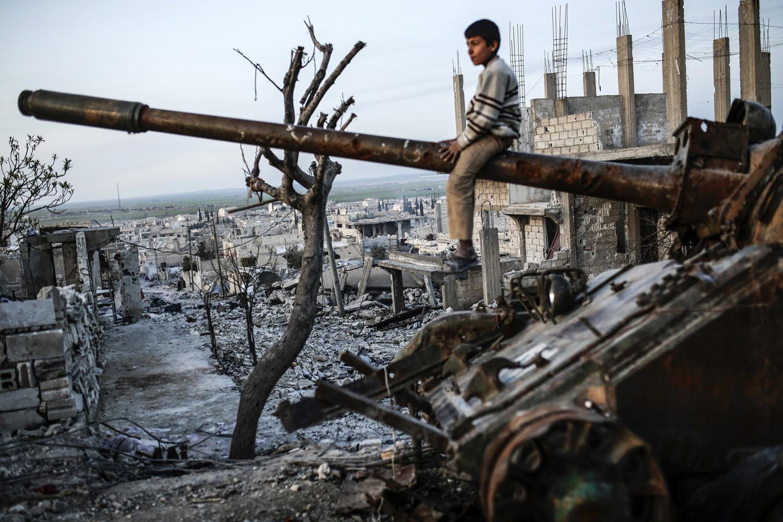 بالصور صور عن الحرب و الناس , اصعب احساس هو الدمار وتشريد الاطفال 14485 3