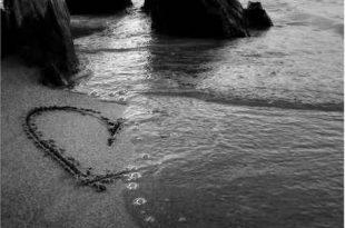 صورة صور عشاق ابيض واسود , رومانسية بدون الوان