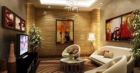 بالصور صور ديكورات منازل , تصميمات لغرف نوم وريسبشن مودرن 14517 9