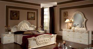 غرف النوم ايطالية فاخرة , غرف نوم تجنن