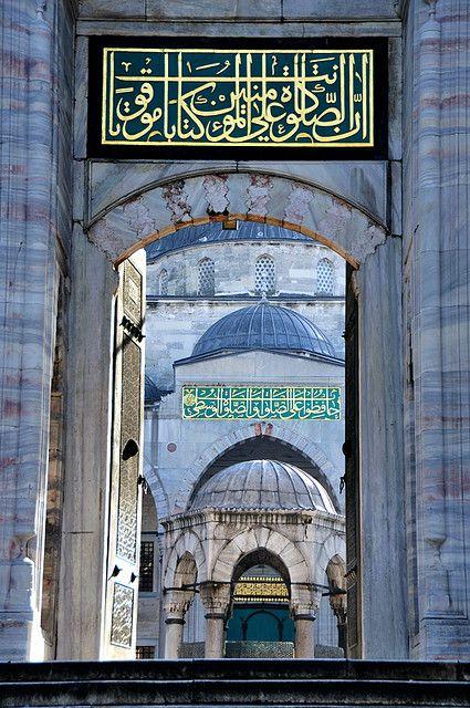 بالصور ان الصلاة كانت على المؤمنين كتابا موقوتا , صور المصلين بالمسجد 10663