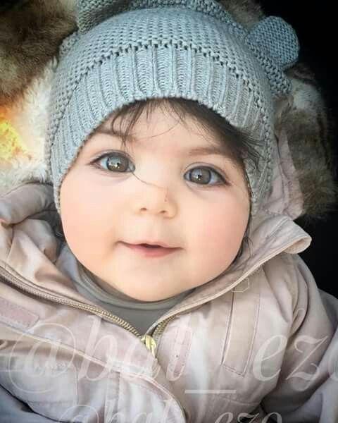 بالصور صور اطفال كيوت , اجمل بنوتة قمر الله اكبر 10669 4