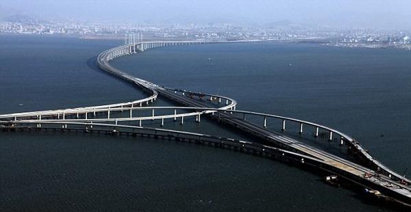 بالصور اكبر جسر في العالم , صور لجسر دانيانغ كونشان الكبير بالصين 10674 2