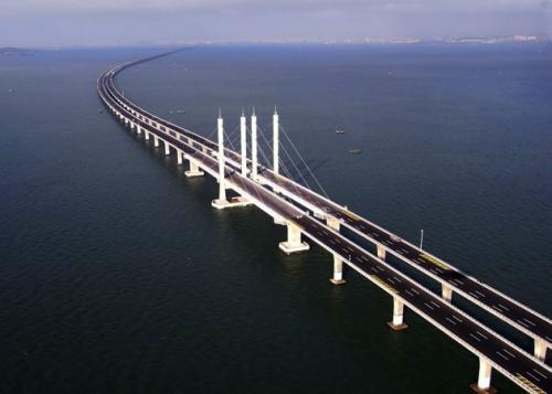بالصور اكبر جسر في العالم , صور لجسر دانيانغ كونشان الكبير بالصين 10674 5